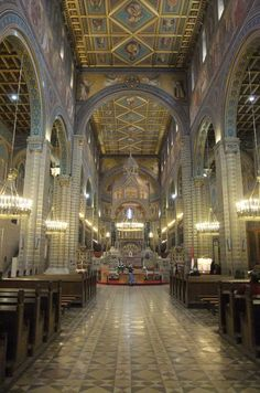 Cathedral, Pecs, Hungary