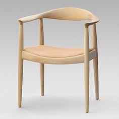 The chair, Hans J. Wegner.
