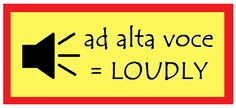 Something you will never have to say to an Italian: Speak loudly, please.