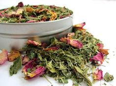 I want to try this--organic herbal tea!