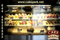 ‪#‎Cakepark‬ takes the pleasure to bake your cake with the finest ingredients selected across the world. For Cakes_home_delivery contact: @ +91-44-4553 5532