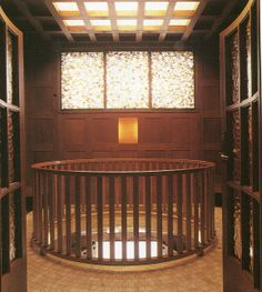 Adolf Loos - Villa Karma balustrade Paneling reference Modern Interior, Interior And Exterior, Interior Design, Art Nouveau, Modernist Movement, Interesting Buildings, Ceiling Design, Building Materials, Art And Architecture