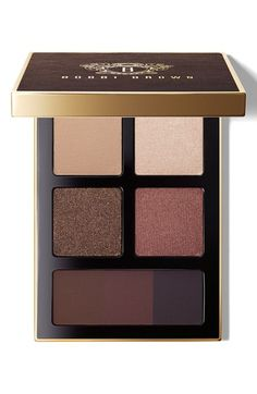 Free shipping and returns on Bobbi Brown Wine Eye Palette ($91 Value) at Nordstrom.com. What it is: Create a decadent eye look with these rich, full-bodied shades ranging from a matte base to three shimmer-infused shadows plus three deep shades of Intense Pigment Liner.Why it's different: Bobbi's silky-smooth powder shadows glide on your lids without creasing or creating fallout, staying color-true all night. They're buildable and blendable so you can create a range of sheer-to-smoky looks…