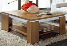 mesa ratona - living - rack - modernas