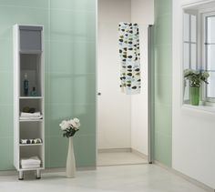 Diy Bathroom, Fixer Upper Bathroom, Shower Wall Panels, Bathroom Wall Panels, Spa Bathroom Design, Minimalist Vanity, Shower Tub, Bathroom Design, Wall Panels