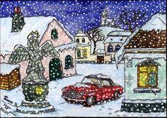 Billedresultat for josef lada Calendar, December, Enamel, Art, Brewery, Art Background, Vitreous Enamel, Kunst, Enamels