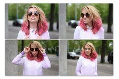 DIY: Dip Dye Hair
