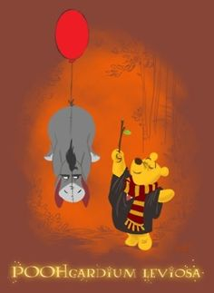 Pooh: Harry Potter