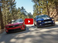 Do you like American Muscle Cars  ?