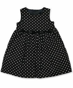 Carter's Baby Dress, Baby Girls Polka-Dot Dress