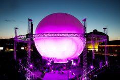 Wastelands stage by Niklas Sandström, Flow Festival 2012, via Flickr