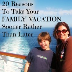 This really hits home about taking family vacations to spend time with your kids! #Disney #Family #Vacation