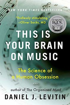 EBook This Is Your Brain on Music: The Science of a Human Obsession Author Daniel J. Best Books To Read, I Love Books, Good Books, My Books, Teen Books, Free Reading, Reading Lists, Book Lists, Max Lucado