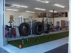 So You Want To Open A Warehouse Gym