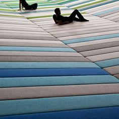 Textile Field by Ronan & Erwan Bouroullec 15 September 2011