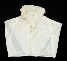 1800-1825 Cotton Chemisette - Snowshill Manor © National Trust / Simon Harris
