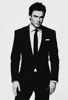 Ian Somerhalder as Gideon Cross perhaps?