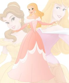 A new series in which I mix 2 disney princesses into 1 This is a mix of Aurora and Belle, her name is Arabella Hope you like her Ariel + Aurora:&nb. disney fusion Aurora and Belle Disney Nerd, Arte Disney, Disney Fan Art, Disney Girls, Disney Love, Disney Magic, Disney And Dreamworks, Disney Pixar, Disney Characters