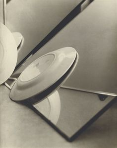 Florence Henri. Composition (plates and mirrors), 1929