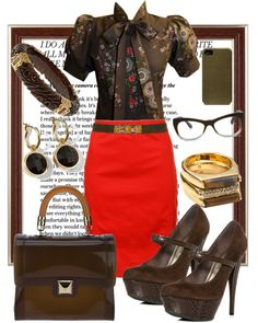 """It's just business....don't take it personal"" by lala7501 on Polyvore"