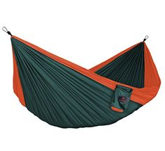 JETOPIC Camping Hammock  Lightweight Portable Hammock  Perfect Backpacking Hammock for Camping Hiking Backpacking Travel Beach Backyard  Single  Double Parachute Nylon Hammock 118Lx78W -- You can get additional details at the image link. Note: It's an affiliate link to Amazon