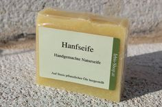 Hanfseife - Naturseife Nigella Sativa, Diy Sugaring, Aloe Vera Creme, Lotion, Be A Nice Human, Healthy Life, Life Is Good, Lavender Extract, Cocoa Butter