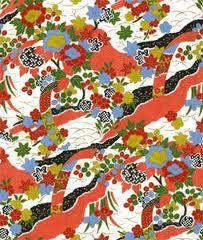 Japanese paper, Chiyogami 千代紙