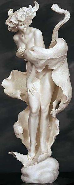 Японский скульптор: МУЗА НАШЕГО ДВОРА Newsland – комментарии, дискуссии и обсуждения новости.