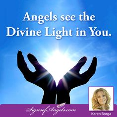 Your Angels love you unconditionally. Talk to them, ask them for help. They are waiting for the invitation.   Join our daily email list here http://ow.ly/Of44k
