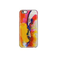 I adore the pretty colors on iPhone 6 case.   My design inspiration: Elementum XI iPhone 6 Case on Fab.