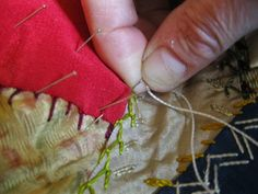 How to Care for and Repair Vintage and Antique Quilts: Guest Post by Ann Wasserman