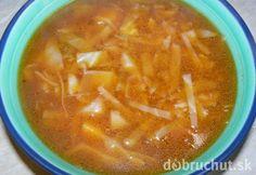 Kapustová polievka Naan, Thai Red Curry, Vegetables, Ethnic Recipes, Food, Essen, Vegetable Recipes, Meals, Yemek
