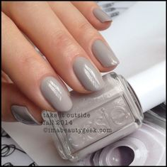 Essie Take it Outside Fall 2014 See full Essie Dress to Kilt collection swatches on click-thru to imabeautygeek.com