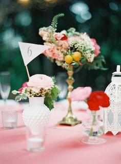 Photography: Kat Braman - www.katbraman.com  Read More: http://www.stylemepretty.com/2014/05/23/romance-color-at-villa-woodbine/