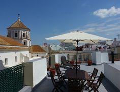 Cádiz. Duerme en una atalaya