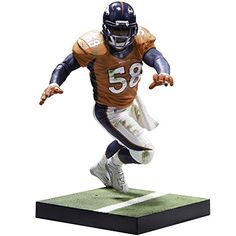 861414547 Great sale information Online McFarlane Toys EA Sports Madden NFL 17 Ultimate  Team Series 2 Von Miller Denver Broncos Action Figure
