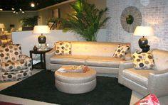 Lexy Sofa from Huffman Koos