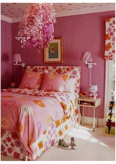 Girl bedroom #girlsbedroom