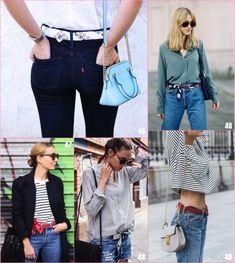 55 formas de usar bandanas e lenços! - Fashionismo