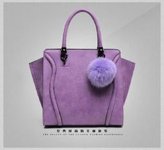 Item Type: Handbags Exterior: None Number of Handles/Straps: Single Interior: Interior Slot Pocket,Interior Compartment Closure Type: Zipper Handbags Type: Totes Shape: Shell Decoration: Fur,Flowers,S Dior Handbags, Purses And Handbags, Leather Handbags, Purple Purse, Purple Bags, Vintage Bags, Vintage Handbags, Vintage Messenger Bag, Bags 2015