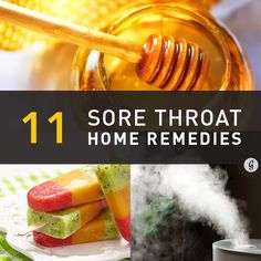 11 Natural Cures for a Sore Throat That Actually Work