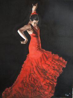 Flamenco olé !