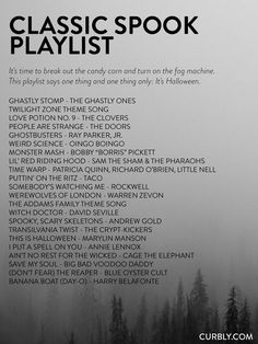 The Ultimate Halloween Music Guide | Playlist #1: Classically Spooky Tunes