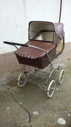 Retro kočik - Senica Peg Perego, Prams, Baby Strollers, Retro, Blythe Dolls, Kids Wagon, Baby Prams, Retro Illustration, Strollers