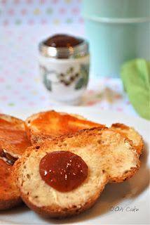 Blood orange and strawberry jam via Oh Cake blog