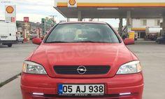 ASTRA ASTRA 1.6i 16v GL HB 2001 Opel Astra ASTRA 1.6i 16v GL HB