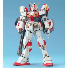 Mobile Suit Gundam MSV Master Grade 1/100 Scale Plastic Model : RX-78-5 Gundam Unit 5 [G05]