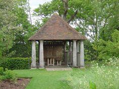 garden house..rustic
