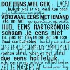 Positiviteit.... www.dezeemeerminyoga.nl