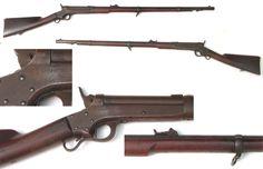 Sharps & Hankins M1861 - Google Search